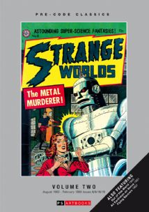 Pre-Code Classics Collected Works - Strange Worlds (Vol 2)